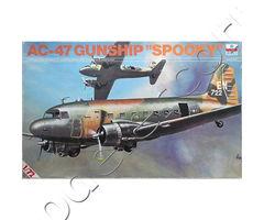 AC-47 GUNSHIP 'SPOOKY'