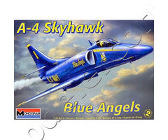 A-4 Skyhawk Blue Angels