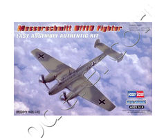 Messerschmitt Bf110 Fighter Easy Assembly