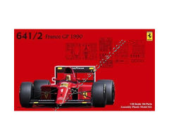 Ferrari 641/2 F190 France GP 1990