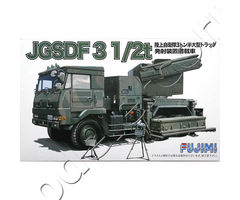 JGSDF 3 1/2t Truck with Launcher Type 81 or Tao-SAM