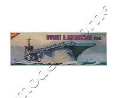 U.S.S. Dwight D. Eisenhower CVN-69