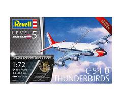 Douglas C-54D Thunderbirds Platinum Edition