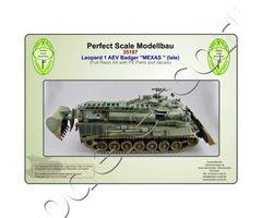 Leopard 1 AEV Badger MEXAS (late)