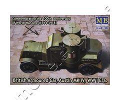 British Armoured Car, Austin MK IV