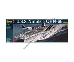 U.S.S. Nimitz CVN-68 (early)