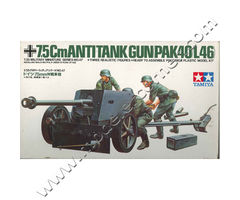 7.5 cm antitank gun PAK 40/L46