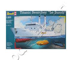Titanic Searcher 'Le Suroît'