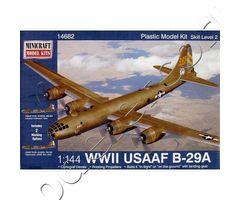 WWII USAAF B-29A