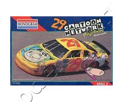 Steve Grissom's #29 Cartoon Network Wacky Racing Monte Carlo