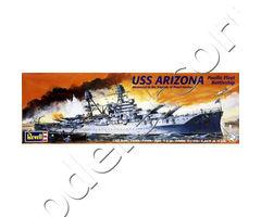 USS Arizona Pacific Fleet Battleship