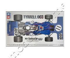 'Elf' Tyrrell Ford F-1 (003) 1971