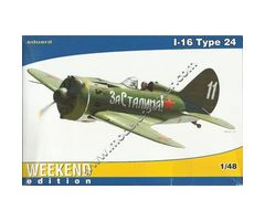 I-16 Type 24 Weekend Edition