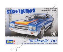 '70 Chevelle 3 'n 1 Street Burner