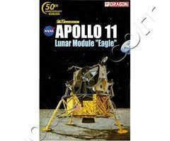 NASA Apollo 11 Lunar Module 'Eagle' 50th Anniversary Lunar Landing