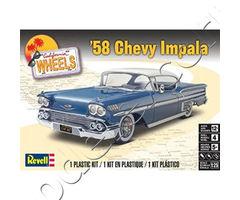 '58 Chevy Impala California Wheels