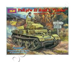 Pz.Kpfw.II Ausf.L 'Luchs'