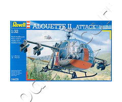 Alouette II 'Attack' Nord SS-11 & missiles