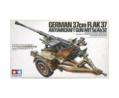 German 3.7 cm Flak 37