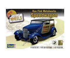 Dan Fink Metalworks Speedwagon California Wheels
