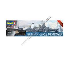 Fletcher Class Destroyer Platinum Edition