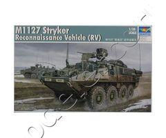 M1127 Stryker RV Reconnaissance Vehicle