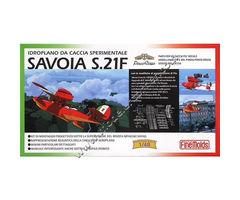 Idroplano da Caccia Sperimentale Savoia S.21F 'Porco Rosso'