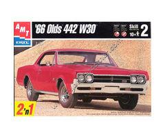 '66 Olds 442 W30 2 'n 1