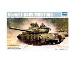 Soviet T-64BV MOD 1985