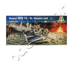 Vosper MTB 74 - St. Nazaire raid