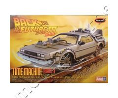 Back to the Future Part III Time Machine Mark IV Final Act