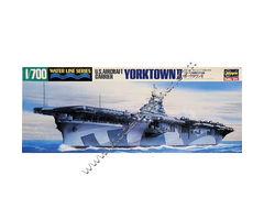 U.S. Aircraft Carrier Yorktown II Water Line Series