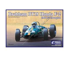 Brabham BT18 Honda F-2 1966 F2 Champion