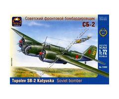 Tupolev SB-2 Katyuska Soviet bomber