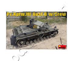 Pz. Kpfw. III Ausf. B w/Crew Special Edition