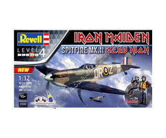 Spitfire Mk.II Aces High 35th Anniversary Iron Maiden