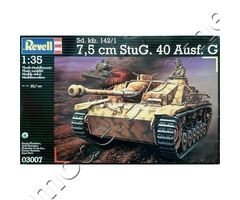 Sd.Kfz.142/1 7.5 cm StuG. 40 Ausf. G