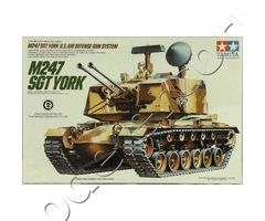 M247 SGT YORK U.S. Air Defense Gun System