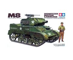 M8 Howtitzer Motor Carriage